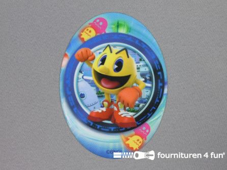 Pacman applicatie 80x110mm