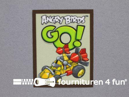Angry Birds applicatie 55x70mm