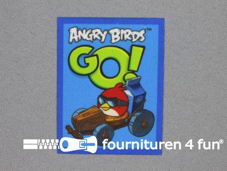Angry Birds applicatie 72x55mm