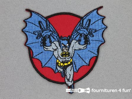 Batman applicatie 70x68mm