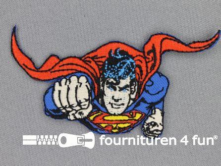 Superman applicatie 90x40mm