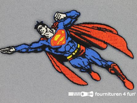 Superman applicatie 65x85mm