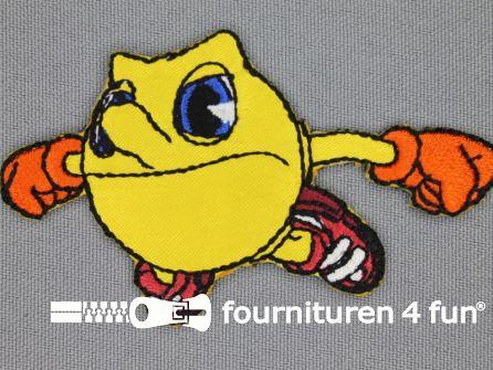 Pacman applicatie 80x43mm