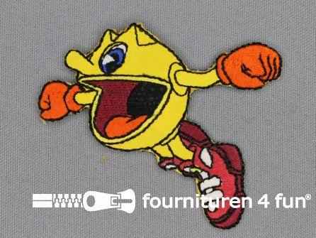 Pacman applicatie 75x70mm