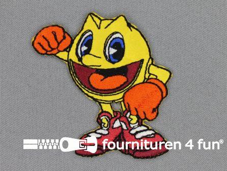 Pacman applicatie 65x60mm