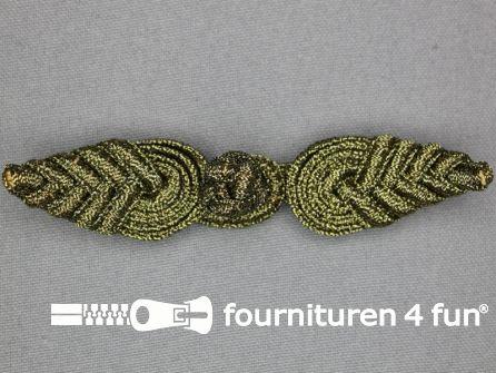 Brandenburger 90x20mm antiek goud