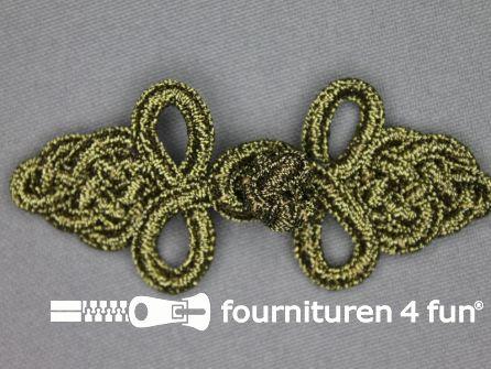 Brandenburger 82x28mm antiek goud