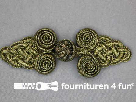 Brandenburger 91x32mm antiek goud
