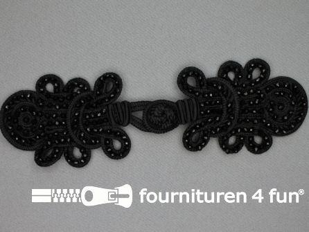 Brandenburger 200x62mm zwart