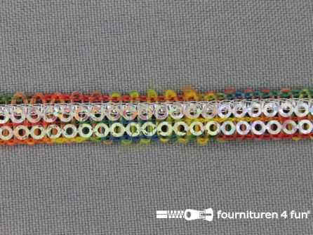 Party band 10mm multicolor