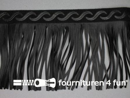 Skai franje 135mm zwart