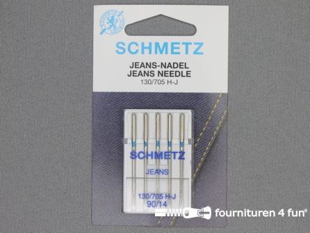 Schmetz machine naalden - jeans 90
