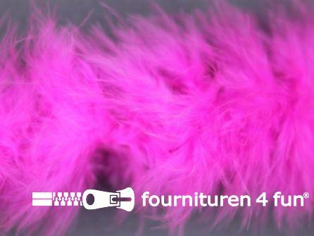 10 Meter maraboe neon roze