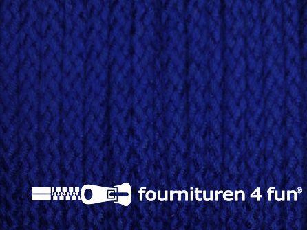 Jassen koord 4mm licht kobalt blauw