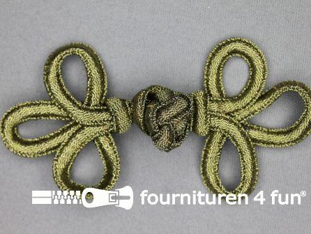 Brandenburger 110x55mm antique goud