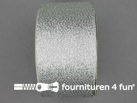Zilver lint 50mm 25 meter