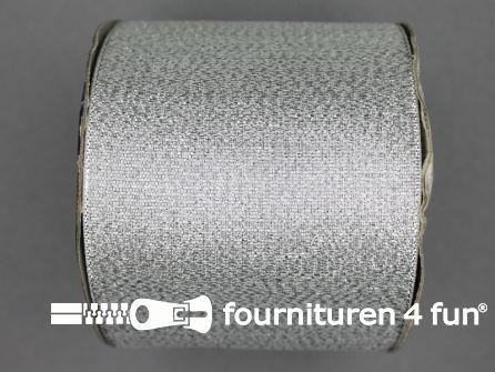 Zilver lint 76mm 25 meter