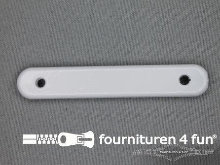 Loodblokje 81mm wit 42 gram