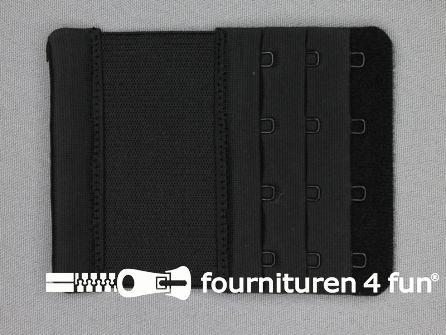 BH verlenger 76mm zwart