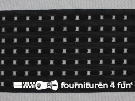 Tutu elastiek 95mm zwart