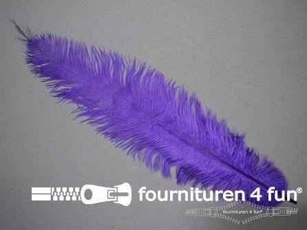 Struisvogelveer 300mm - 350mm paars