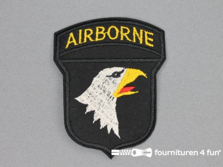 Army / Space applicatie 67x85mm Airborne