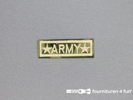 Army / Space applicatie 53x17mm Army