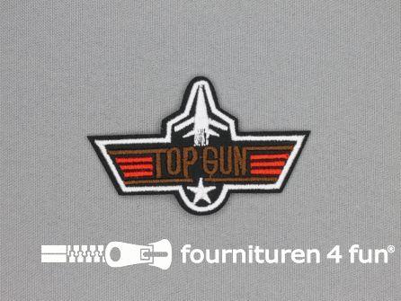 Army / Space applicatie 73x45mm Top Gun