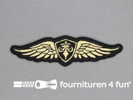 Army / Space applicatie 110x30mm air wings