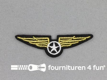 Army / Space applicatie 72x20mm air wings