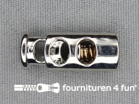 Koord stopper 23mm cilinder chroom