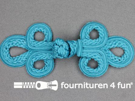 Brandenburger 55x135mm aqua blauw