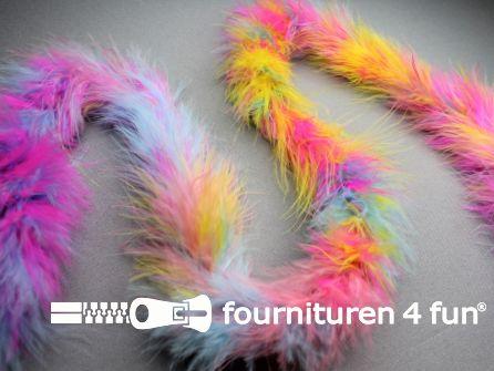 Maraboe multicolor 195cm