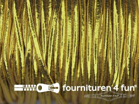 Elastisch koord 2,2mm goud