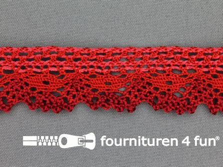 Kloskant 27mm rood
