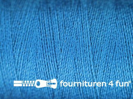 Naaigaren 200 meter Fournituren4fun donker aqua blauw