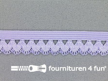 Elastisch kant 16mm lila