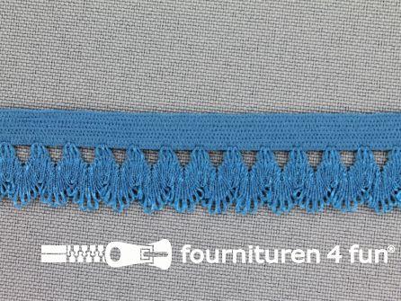 Elastisch kant 16mm jeans blauw