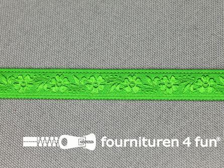 Floral lint 10mm gras groen