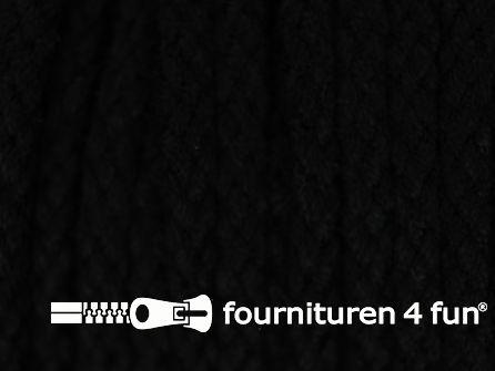 Jassen koord 4mm zwart