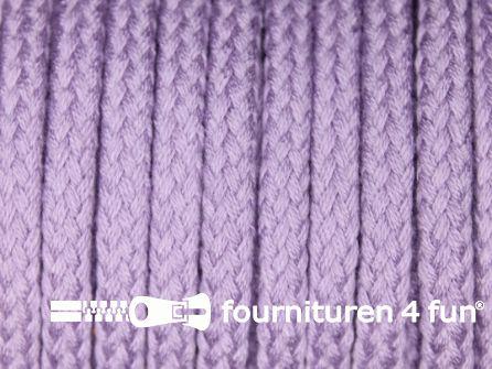 Jassen koord 6 tot 8mm lila