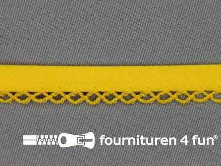 Deco biasband uni 12mm mais geel