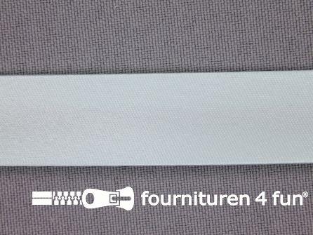 Satijnen biasband 18mm mint