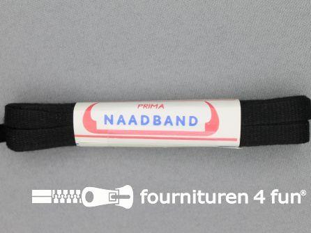 Naadband 7mm zwart bosje 4 meter