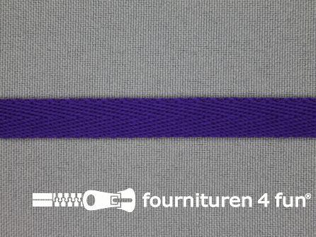 Nylon keperband 10mm paars