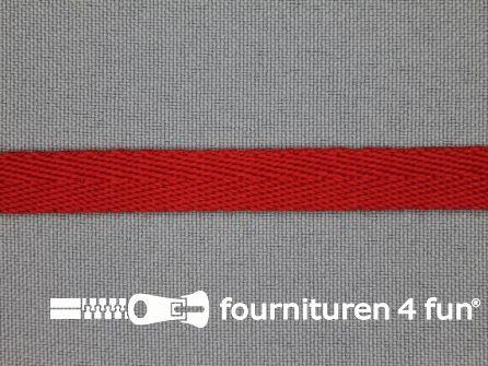 Nylon keperband 10mm rood