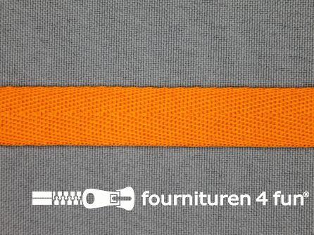 Nylon keperband 14mm oranje