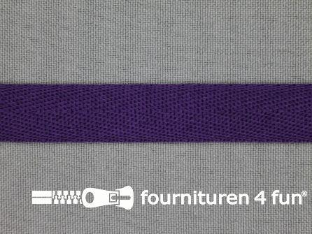 Nylon keperband 14mm donker paars