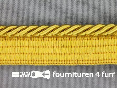Rol 20 meter gedraaid paspelband 18mm oker goud