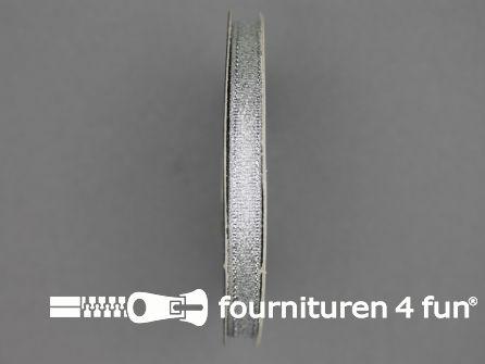 Zilver lint 7mm 25 meter